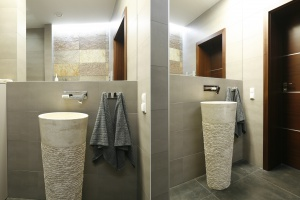Wolno stojące umywalki - tak wyglądają w polskich łazienkach