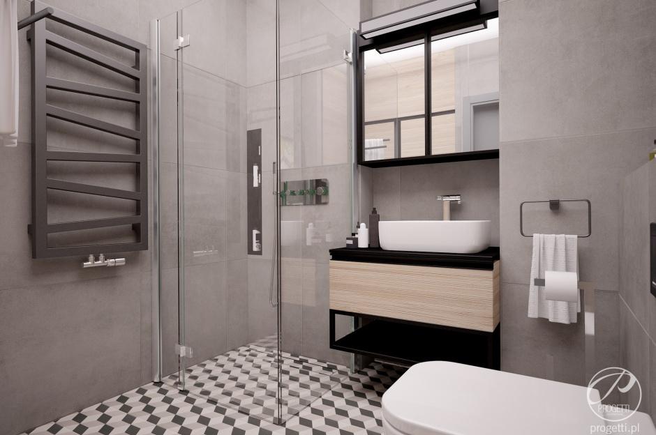 Radzimy Funkcjonalna I ładna łazienka Radzimy Jak Ją