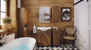 Łazienka w stylu vintage: 5 inspirujących zdjęć