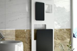 3 pomysły na nowoczesny grzejnik z geometrycznym motywem