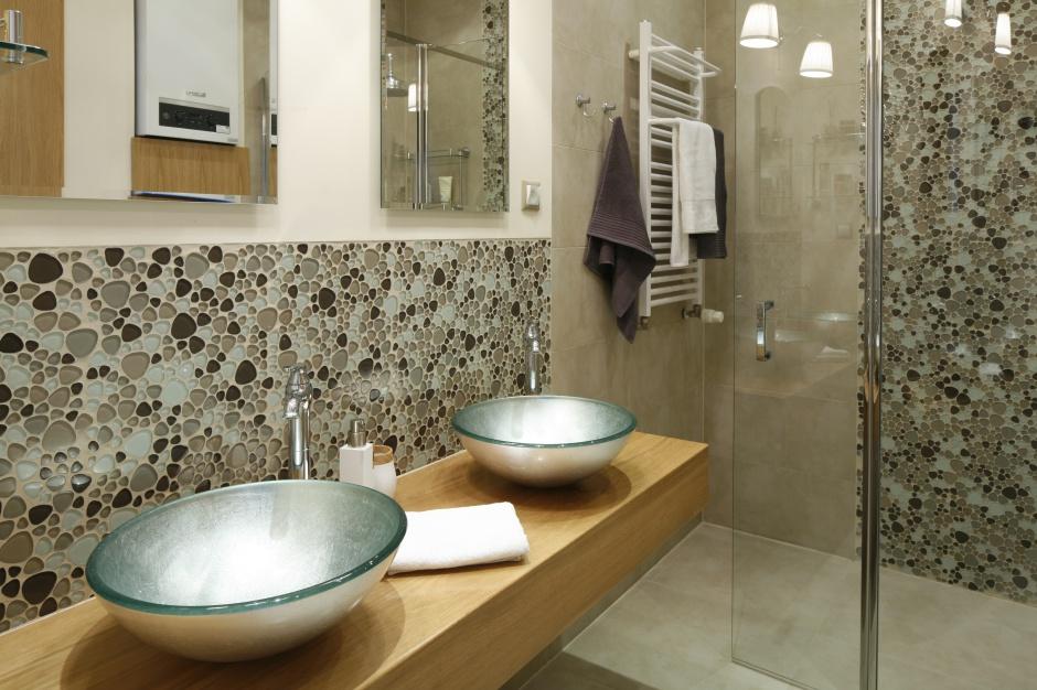 Inspiracje: przytulna łazienka w stylu retro