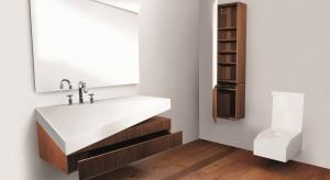 Geometria we wnętrzach: zobacz niezwykłą kolekcję do łazienki