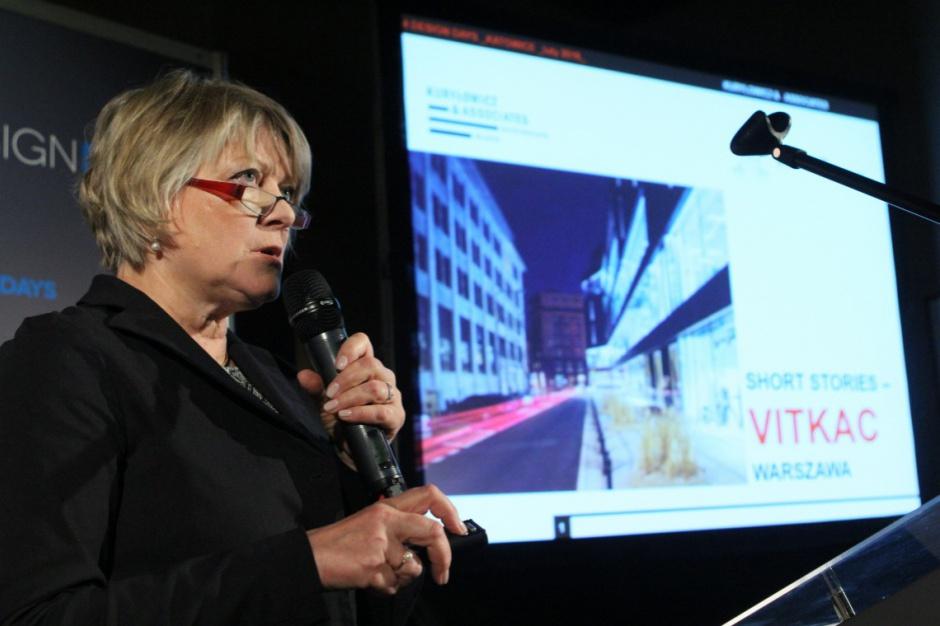 Podczas 4 Design Days będzie o czym rozmawiać - mówi Ewa Kuryłowicz
