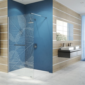 Nowoczesna łazienka: wybierz kabinę typu walk-in