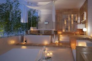 Salon kąpielowy: pakiet pięknych zdjęć