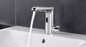 Innowacje do łazienki: elektroniczna bateria z termostatem