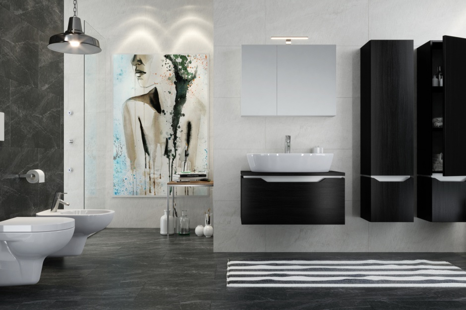 Meble łazienkowe: zobacz kolekcje w różnych stylach
