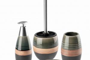 Akcesoria łazienkowe: piękne kolekcje w różnych kolorach