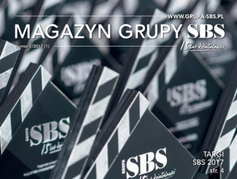 Grupa SBS wydaje własne pismo