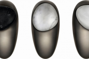 Biżuteria dla wanien: piękne modele baterii