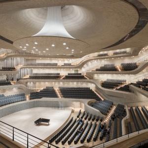 Duravit w łazienkach nowej filharmonii w Hamburgu