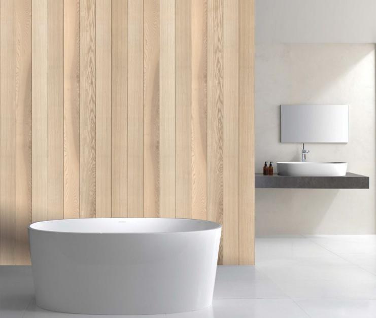 Aranżujemy ściana W łazience Dekoracyjne Panele Jak