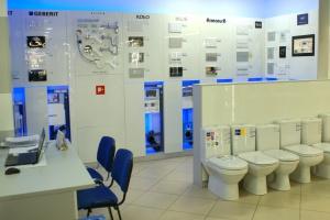 BLU salon łazienek, Białystok