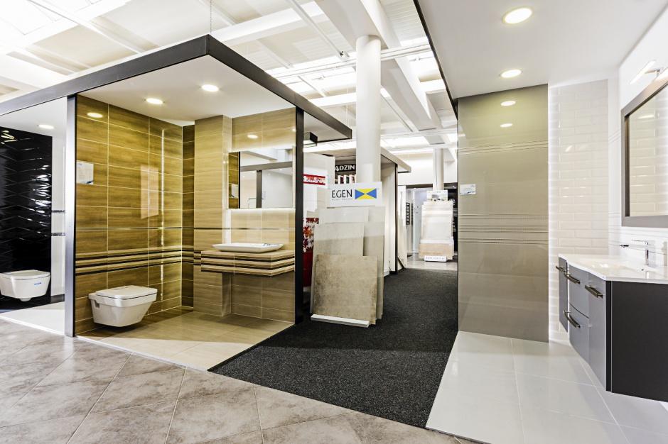 BLU salon łazienek, Elbląg