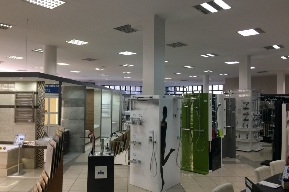 BLU salon łazienek, Inowrocław