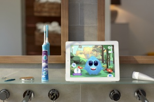 Mycie zębów u dzieci: szczoteczka soniczna dla najmłodszych