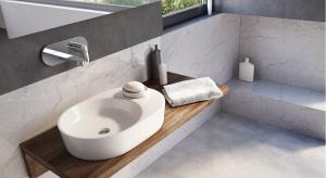 Umywalki nablatowe: nowa kolekcja ceramiki zainspirowana fazami księżyca