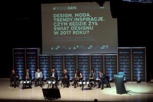 Świat designu w 2017 roku: o nim rozmawiano na sesji inauguracyjnej 4 DD [foto relacja]