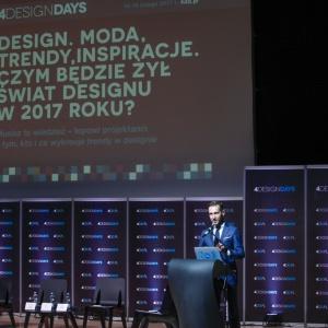 4 Design Days w obiektywie [inauguracja imprezy oraz stoiska wystawców]