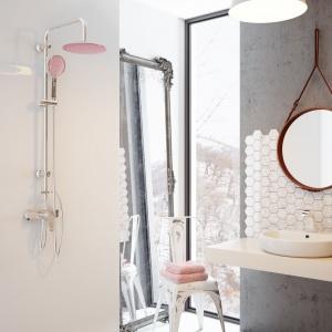 Kolor w strefie prysznica: jak go wprowadzić?