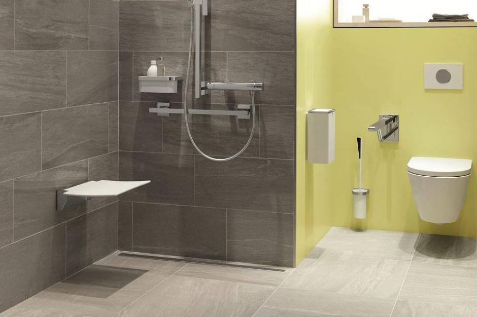 Ławeczka prysznicowa Mobil / Hewi