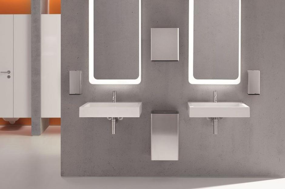 Podajniki mydła w płynie Seria 805 Sensoric / Hewi