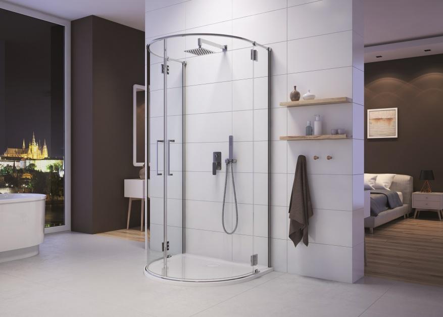 Kabina prysznicowa: wybierz przestrzeń!