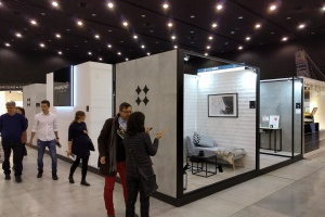 Łazienka na 4 Design Days: stoiska wystawców