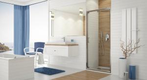 Wnęka w łazience: urządź w niej prysznic!