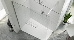 Parawan prysznicowy PT/ALTIIa / Sanplast