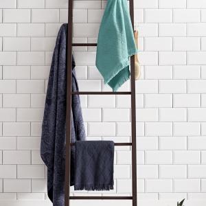 Różne pomysły na ręcznik w łazience