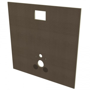 Botament WC Set - uniwersalny zestaw do zabudowy stelaży podtynkowych WC / Botament