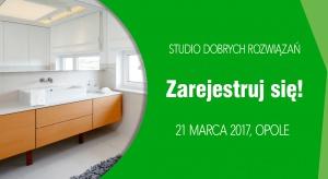 Studio Dobrych Rozwiązań zaprasza do Opola!