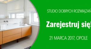 Studio Dobrych Rozwiązań po raz pierwszy w Opolu!