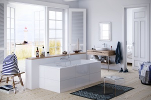 Relaks w wannie: praktyczne akcesoria