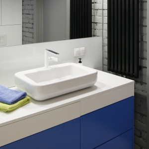 Bateria umywalkowa: 10 inspiracji z polskich łazienek