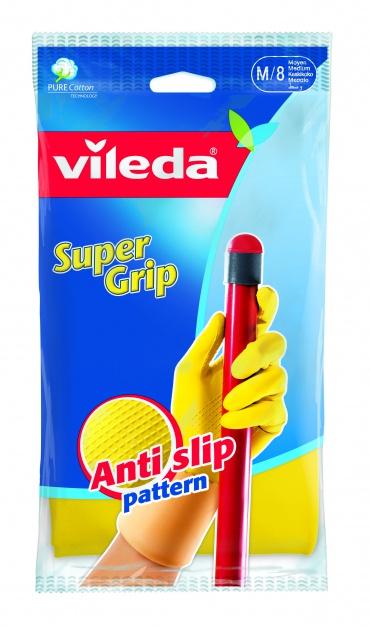 Sprzątanie na mokro: postaw na rękawiczki z antypoślizgową powłoką