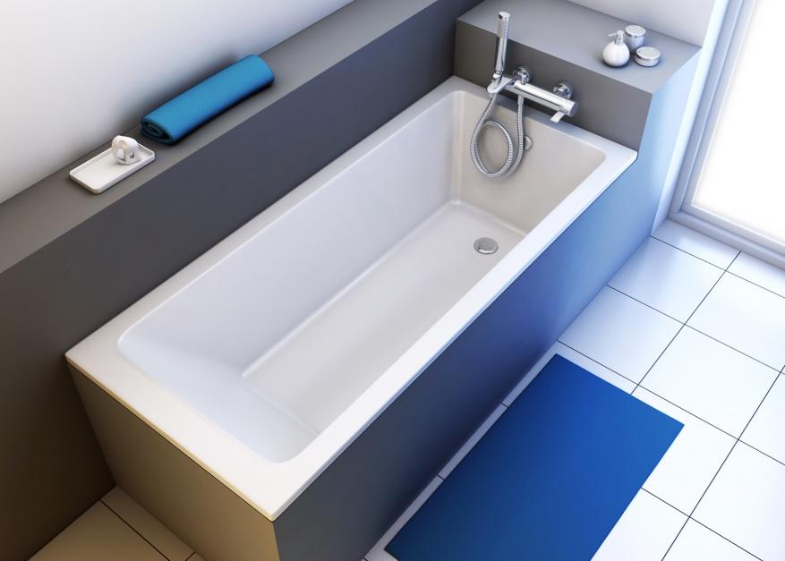 Nowoczesna strefa kąpieli: nowy model wanny akrylowej