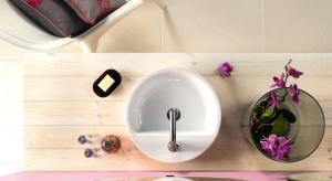 Umywalka nablatowa: piękny detal w łazience