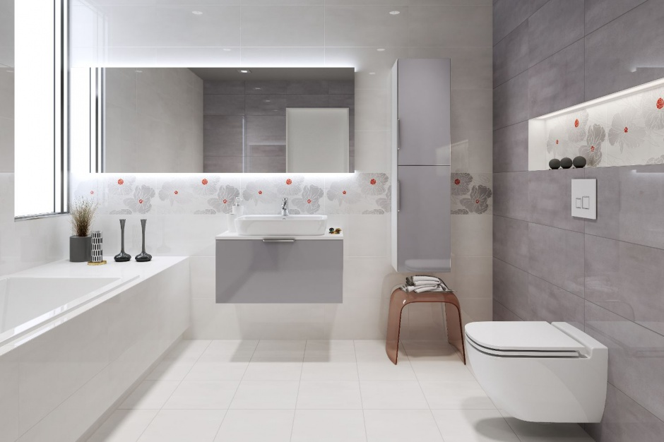 Ceramika sanitarna: postaw na umywalkę i miskę z jednej serii