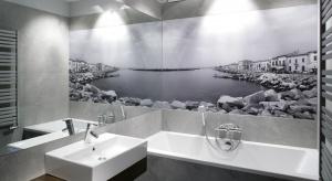 Szara łazienka: piękne zdjęcia z domów Polaków