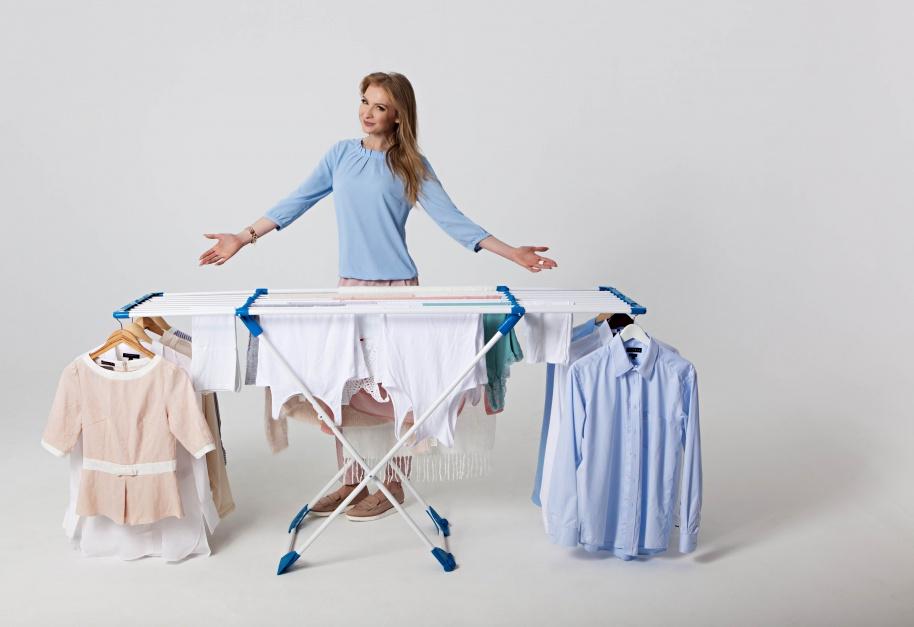 Suszenie prania: postaw na praktyczną suszarkę