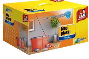 Wiosenne porządki w łazience: wybierz mopa dla siebie