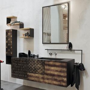 5 niezwykłych pomysłów na fronty mebli łazienkowych