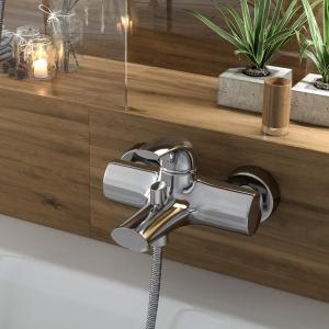 Armatura łazienkowa: nowoczesne baterie