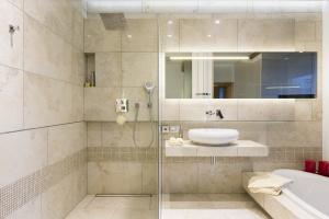 Łazienka z widokiem na Giewont: zobacz gotowy projekt
