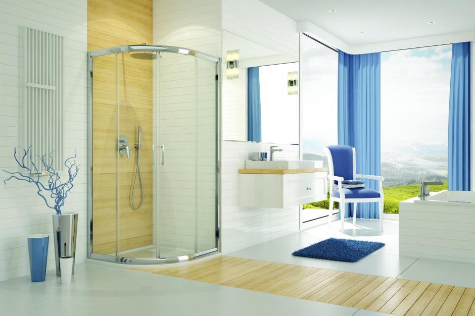 Funkcjonalna strefa prysznica: dobierz swoją kabinę prysznicową
