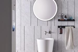 Nowa gama designerskich umywalek