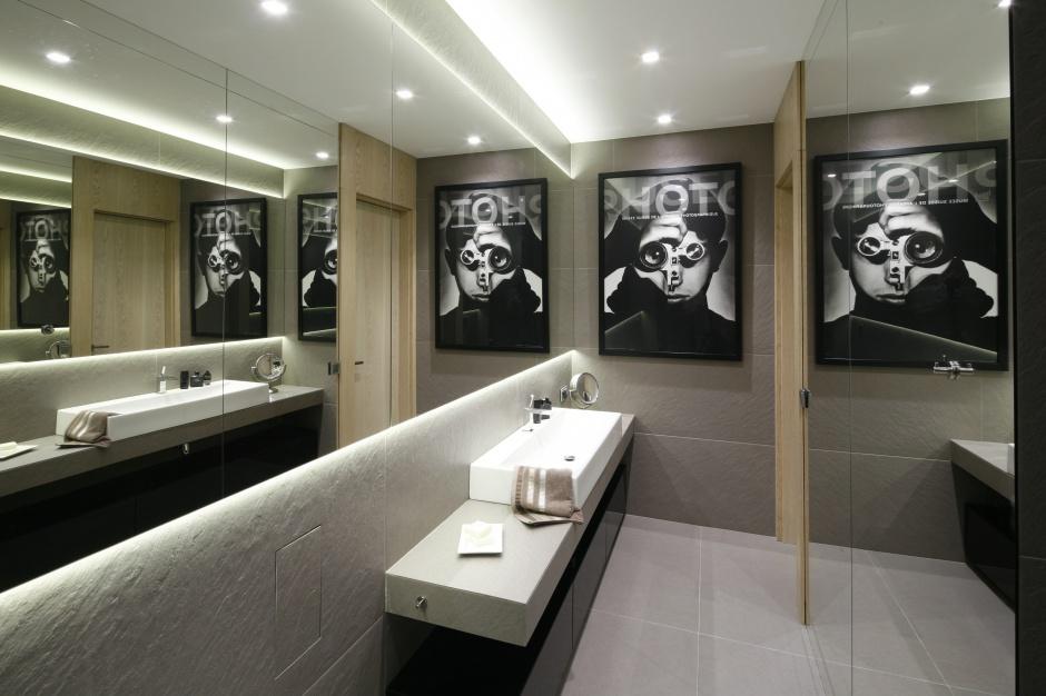 Nowoczesna łazienka w kolorach ziemi: inspiracje