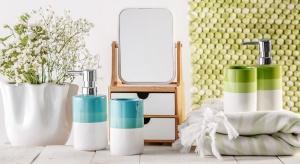 Wiosna w łazience: akcesoria łazienkowe w wiosennym klimacie